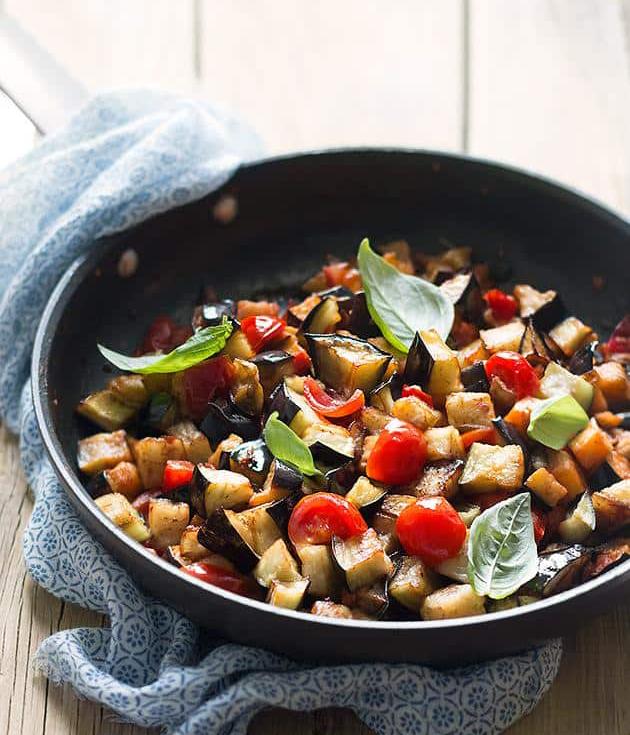 recette italiennne, champignons
