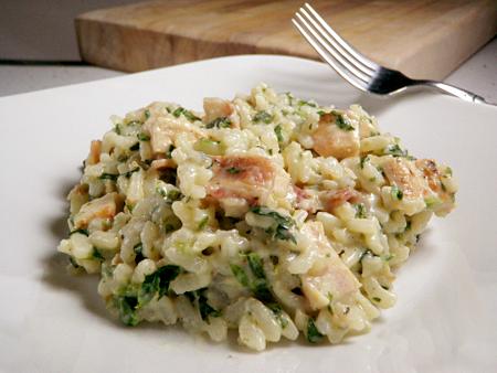 recette italienne, risotto