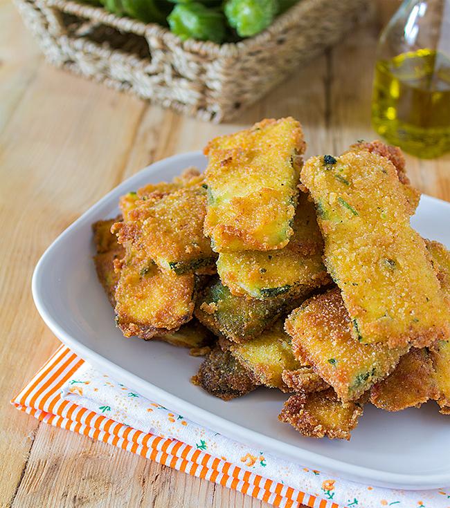 recette italienne, courgette